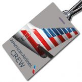American Airlines New Crew Tag